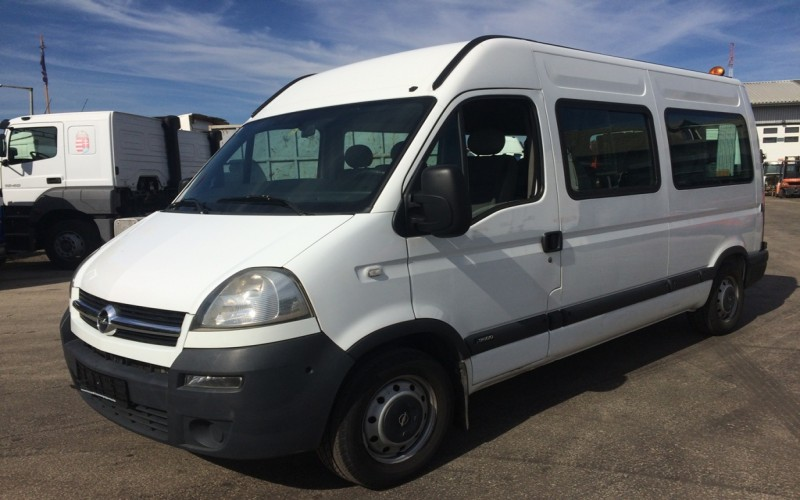 OPEL MOVANO 8+1 PERS