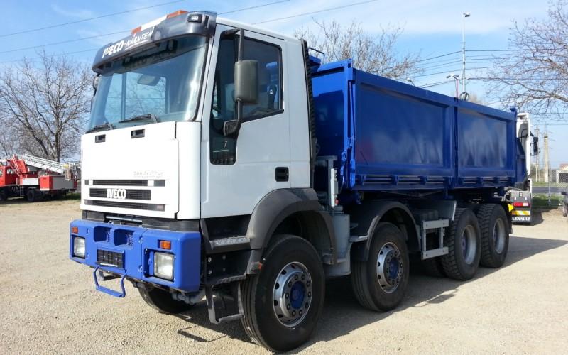 Camion IVECO TRAKKER 340 8X4