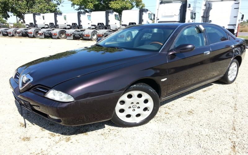 Autoturism Alfa Romeo 166 2.4 J TD