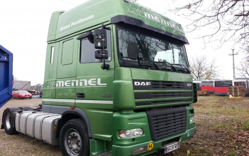 Cap tractor Daf XF
