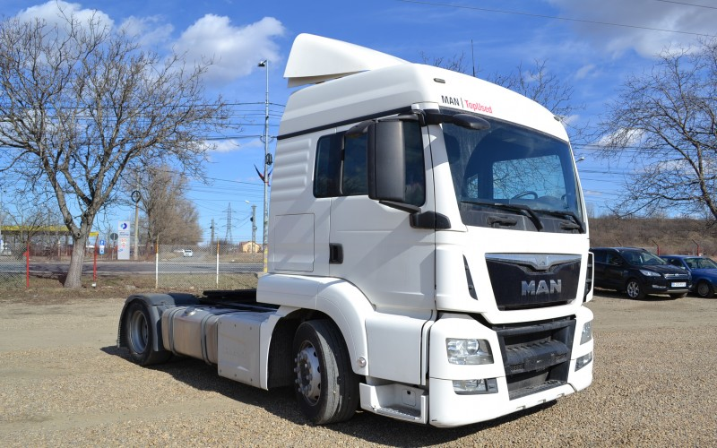 Cap tractor MAN TGS 18.440