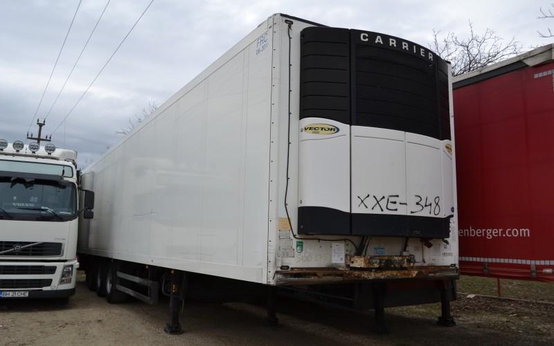 Remorca / semiremorca Schmitz SKO 24 Carrier Vector 1800
