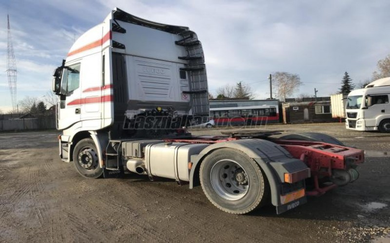 Cap tractor Iveco Stralis 450