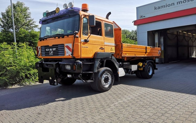 Camion MAN FE 19.314 4x4