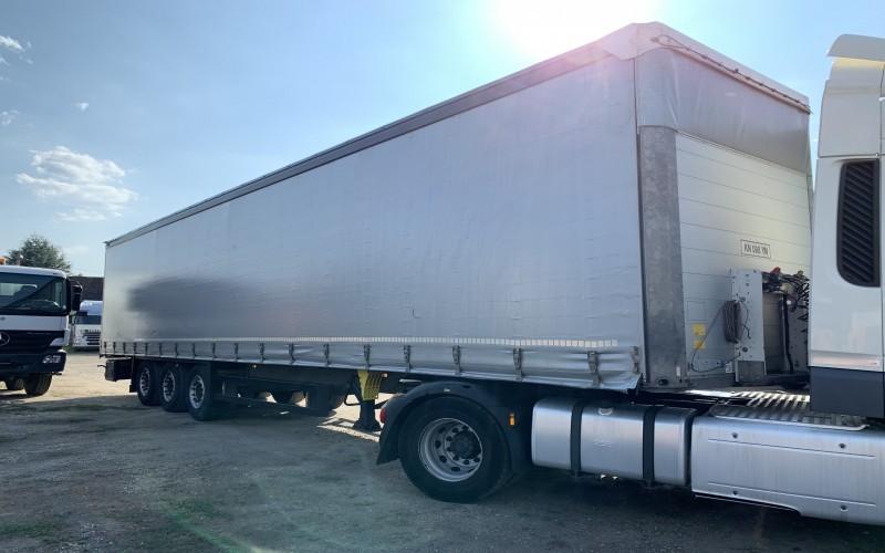 Remorca / semiremorca Schmitz Cargobull SCS 24 L