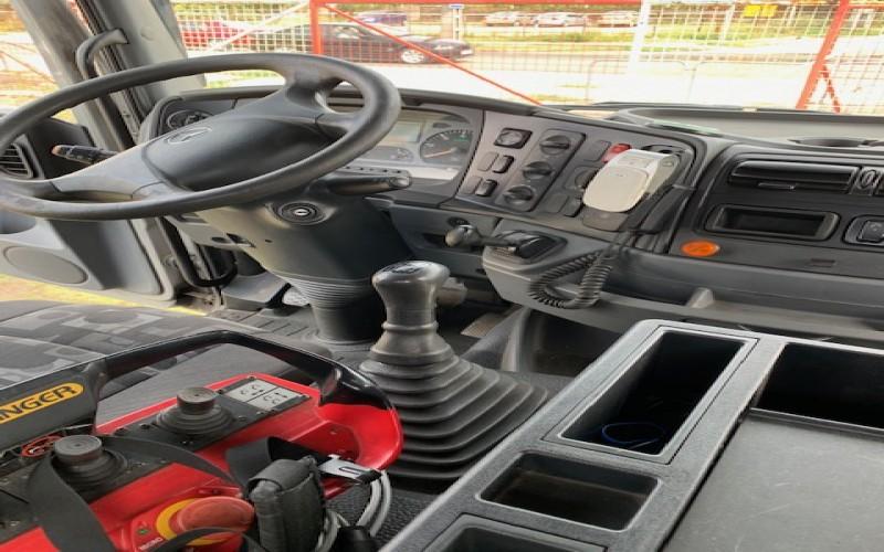 Camion Mercede Benz 1828 Axor