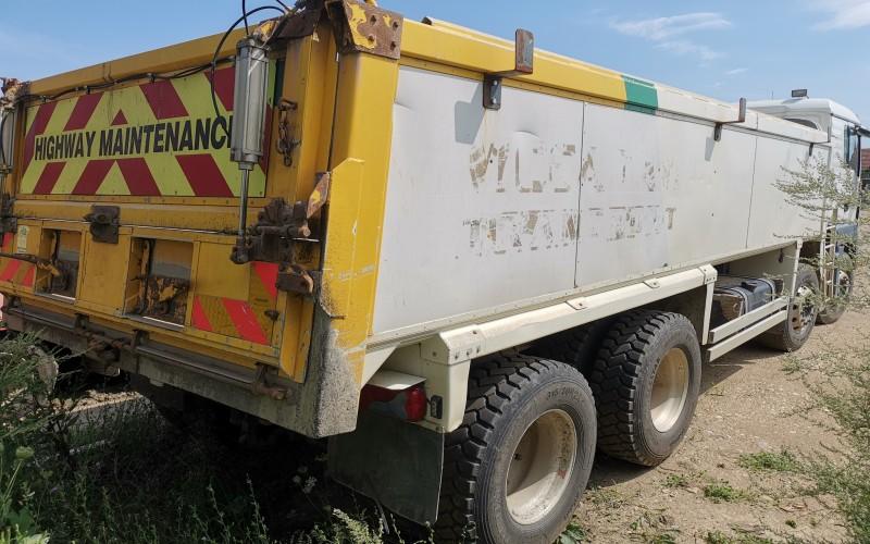 Camion MAN  TGS 32.400 8X4