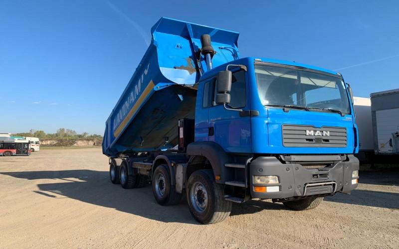 Camion MAN 41.390