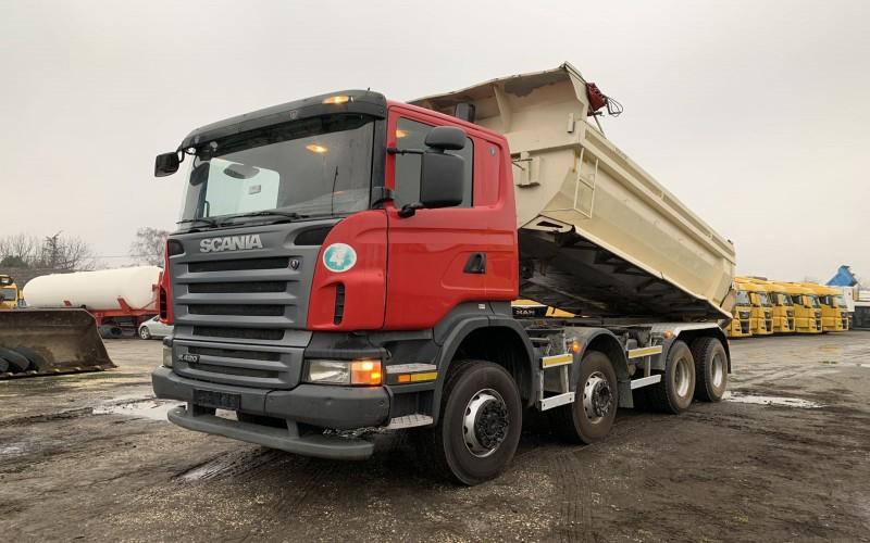 Camion SCANIA R420 8X6