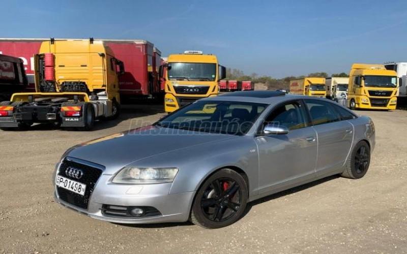 Autoturism Audi A6 Quattro S-Line