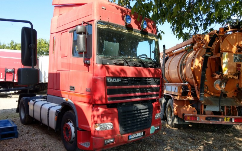Cap tractor DAF FT XF 95.430