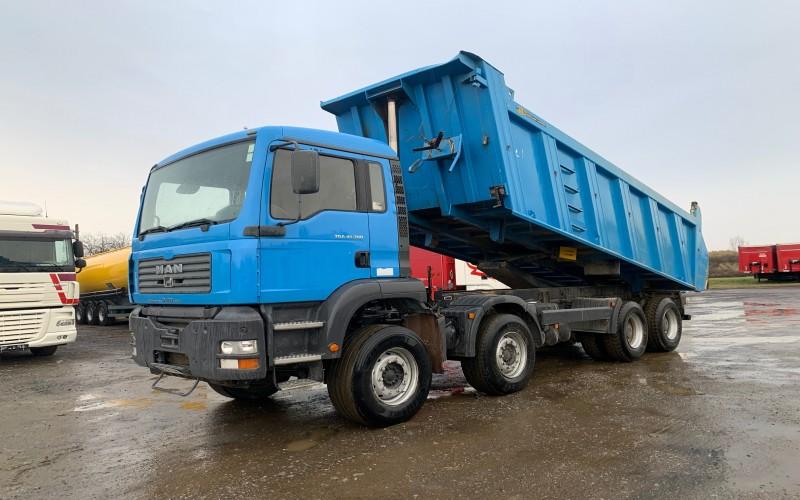 Camion MAN TGA 41.390 8X4