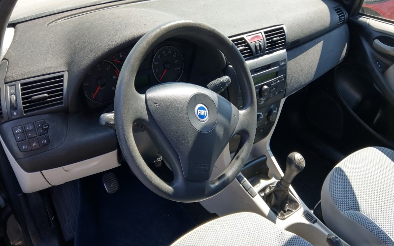 Autoturism Fiat Stilo